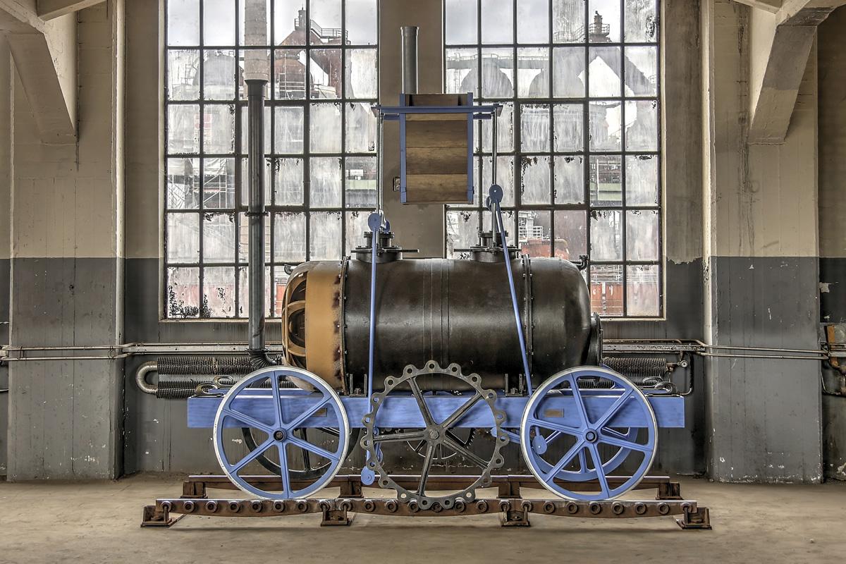 Geislauterer Dampfwagen