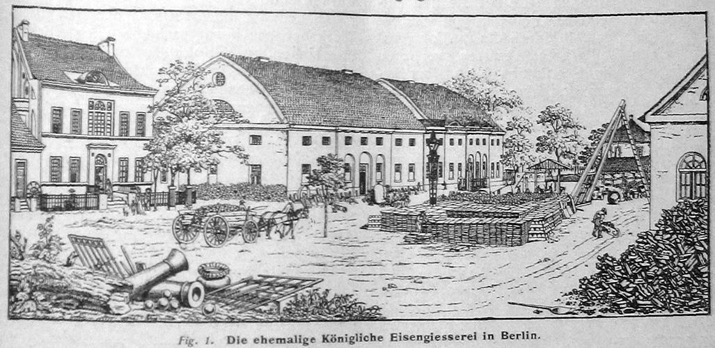 Königliche Eisengießerei Berlin