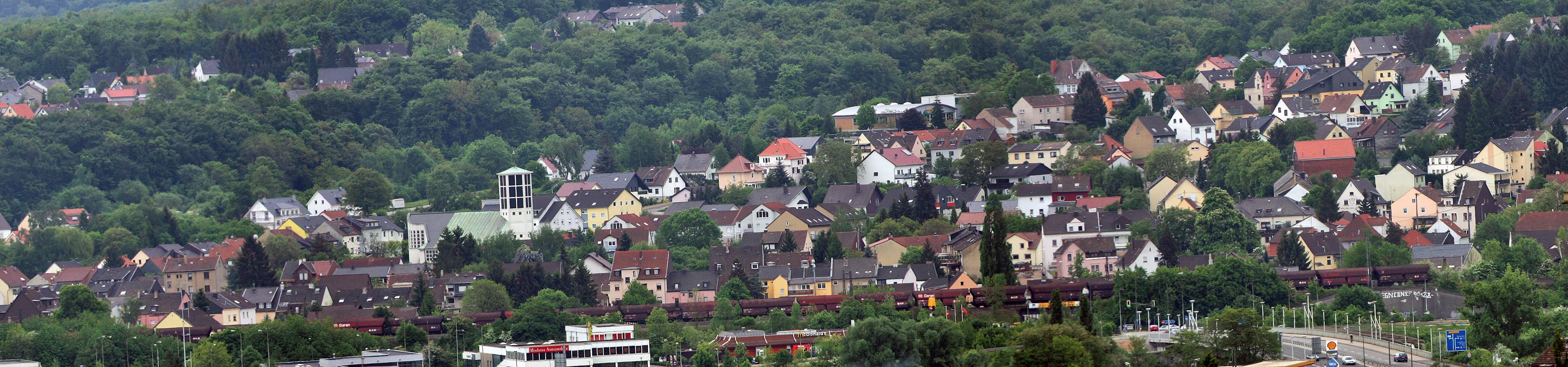 Blick auf Fürstenhausen
