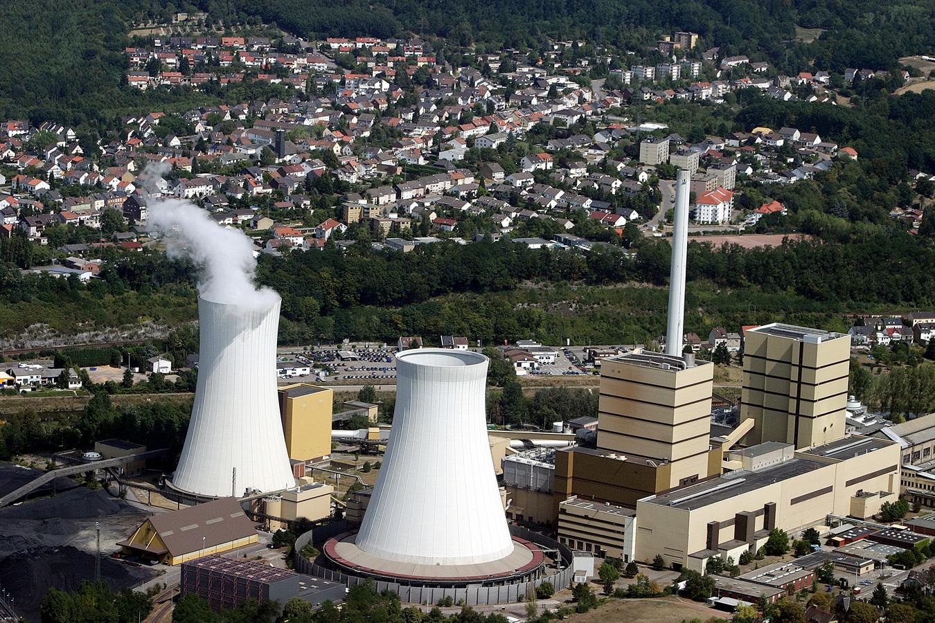Modellkraftwerk Fenne
