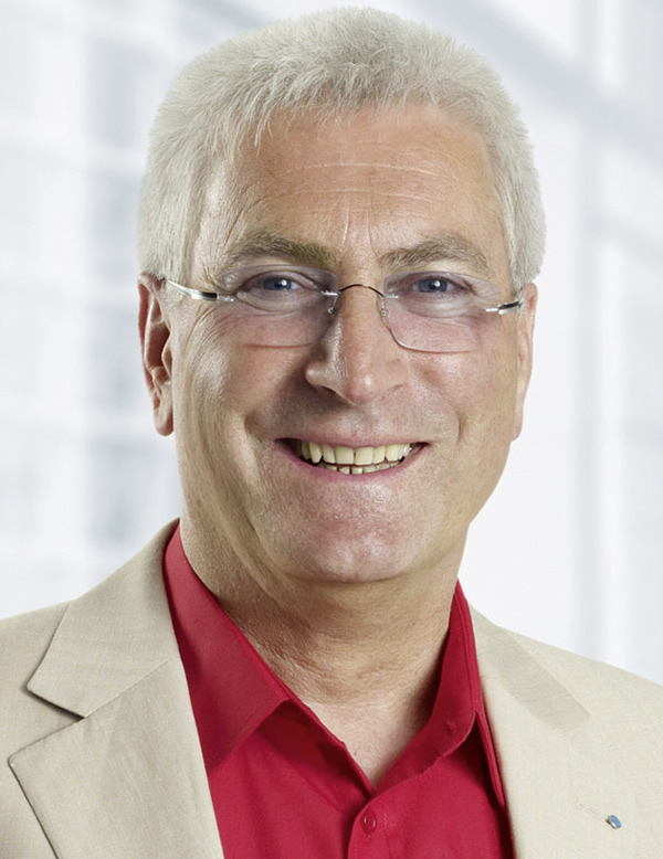 Oberbürgermeister Klaus Lorig