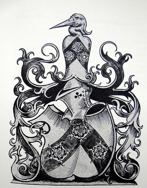 Wappen von Carl Röchling