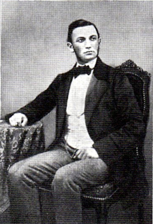 Carl Röchling um 1860