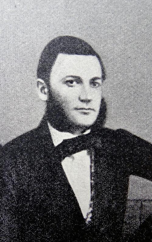 Carl Röchling 1857