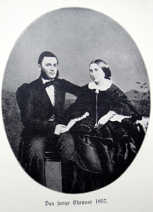 Carl und Alwine Röchling
