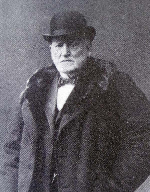 Carl Röchling um 1890