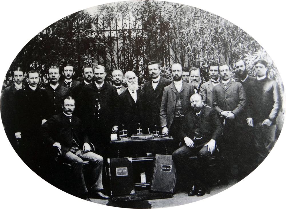Saarbrücken, Die Firma Röchling 1875