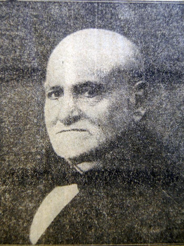 Carl Röchling um 1910