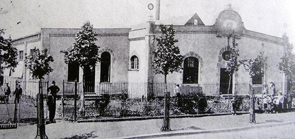 Das Hüttenbad 1907