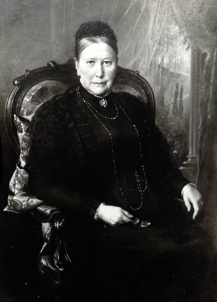 Alwine Caroline Charlotte Vopelius