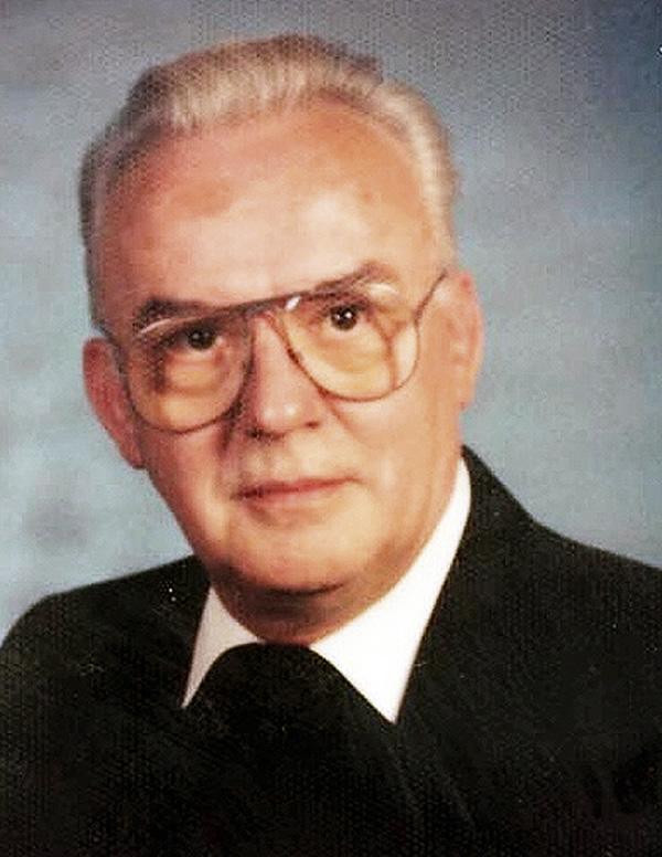 Präsident Heinz Steinlein, Ehrenbürger der Stadt Völklingen