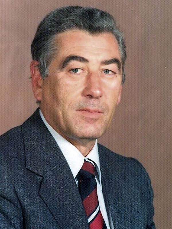 Präsident Hermann-Günther Vey